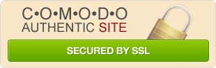 Comodo Authentic site - secured by SSL
