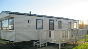 Located at the very front of the Caravan Park!