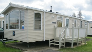Fabulous 3 Bedroom Caravan on Prime Location