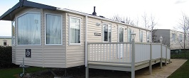 Gold Range of Holiday Caravans