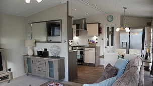 Stunning 3 Bedroom 14 ft Platinum Prestige Caravan