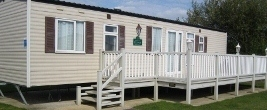 Gold Plus Range of Holiday Caravans