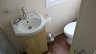 Ensuite Shower, Sink & Toilet